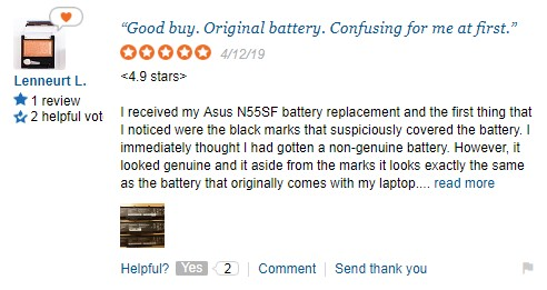 batteries review